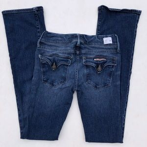 Hudson's Beth Mid Rise Stretchy Soft Bootcut Jeans